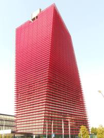 Aurelio Galfetti - Net Center by - Padova Architecture