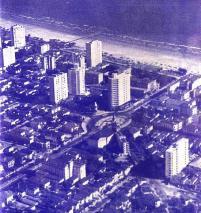 1958 primeiros prédios do Gonzaga