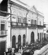 Casa da Frontaria Azuleijada início do século 20